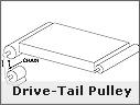 Drive Tail Pulley